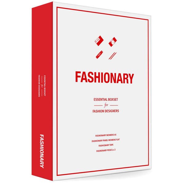 Essential Boxset - Fashionary  - 1