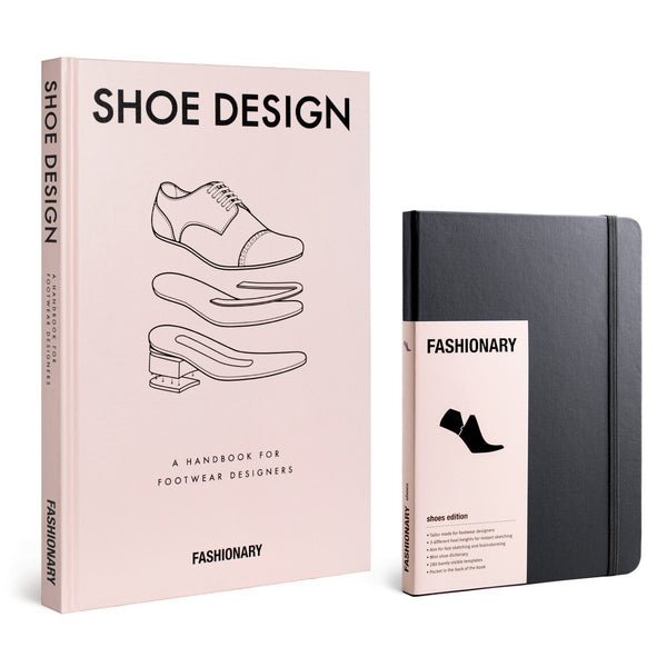 Shoe Design Combo Set - Fashionary