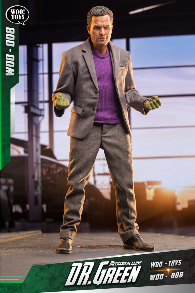 Dr Green: WOO-008: Sixth Scale Figure