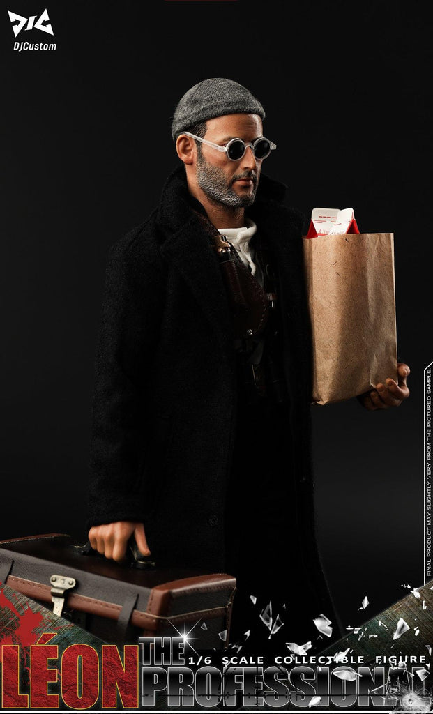 The Professional: Upgraded Version: DJ-16001: Sixth Scale Figure