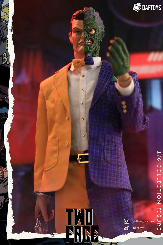 Split Personality: FO6: Daftoys: Sixth Scale Figure