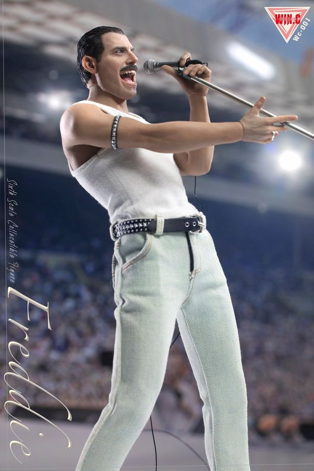 Legendary Singer: White Shirt Version: WC001B: Sixth Scale Figure: With Body