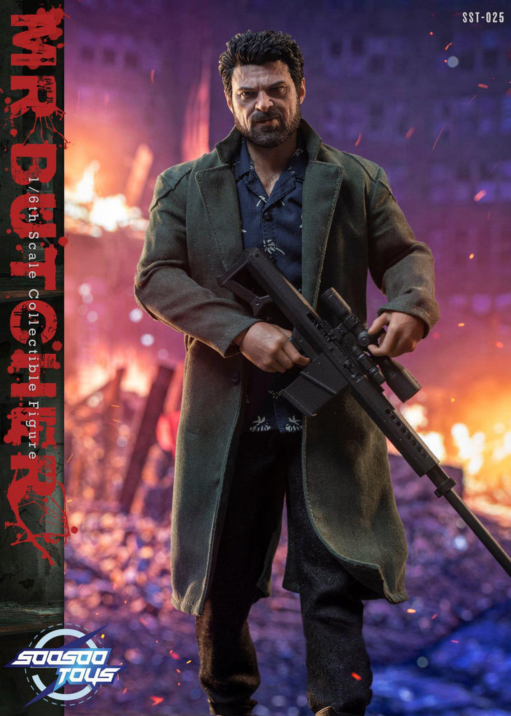 Mr Butcher: Soo Soo Toys: ST025: Sixth Scale Figure