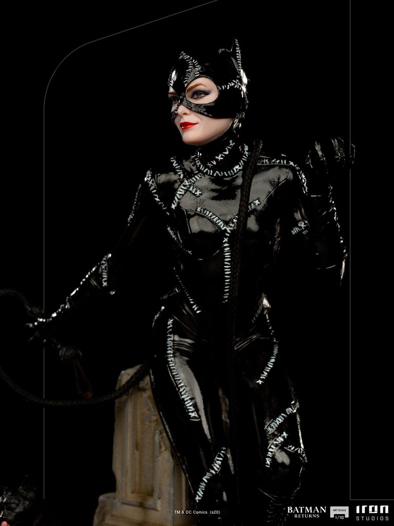 Catwoman: Batman Returns: Art Scale: One Tenth Statue: DC