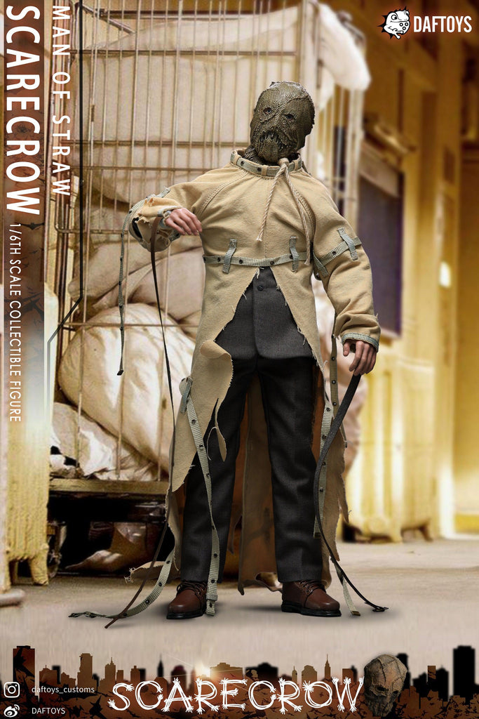 Man Of Straw: Daftoys: Sixth Scale Figure
