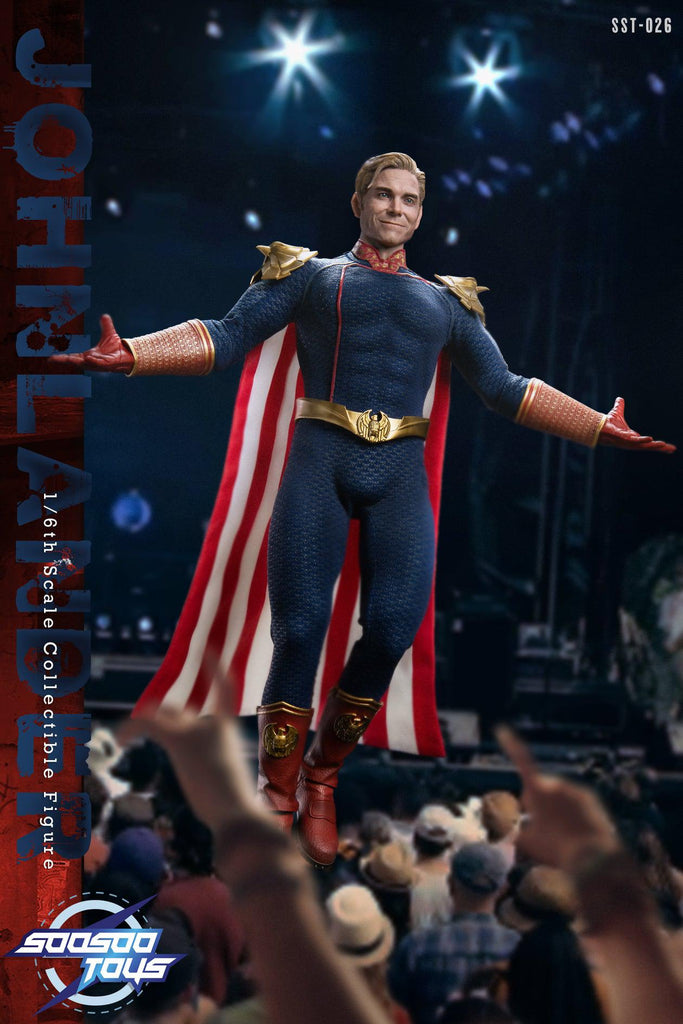 American Hero: Sixth Scale Figure