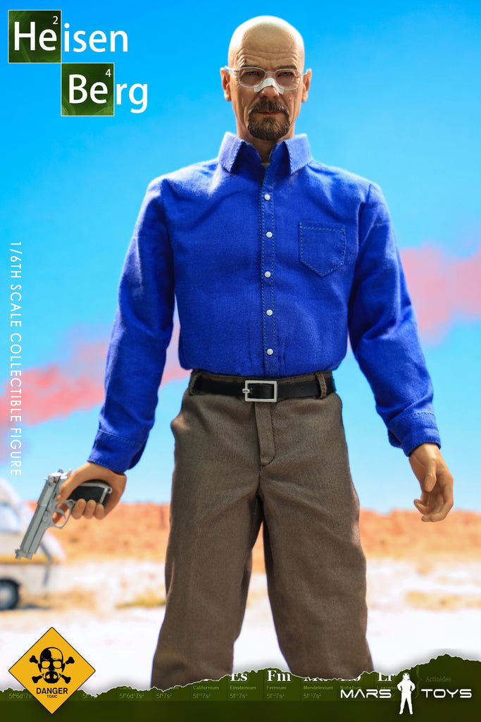 Say My Name: Mars Toys: Sixth Scale Collectible Figure