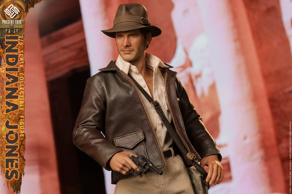 Raider Jones: SP12: Present Toys: Sixth Scale Figure