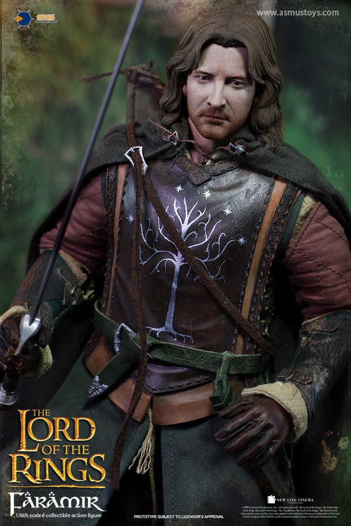 Faramir: LOTR026: Lord Of The Rings: Asmus