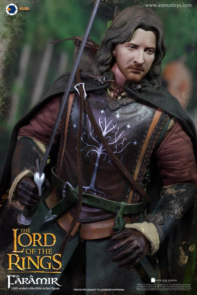 Faramir: LOTR026: Lord Of The Rings: Asmus-(1/6) Sixth Scale-Asmus Toys-Planet Action Figures
