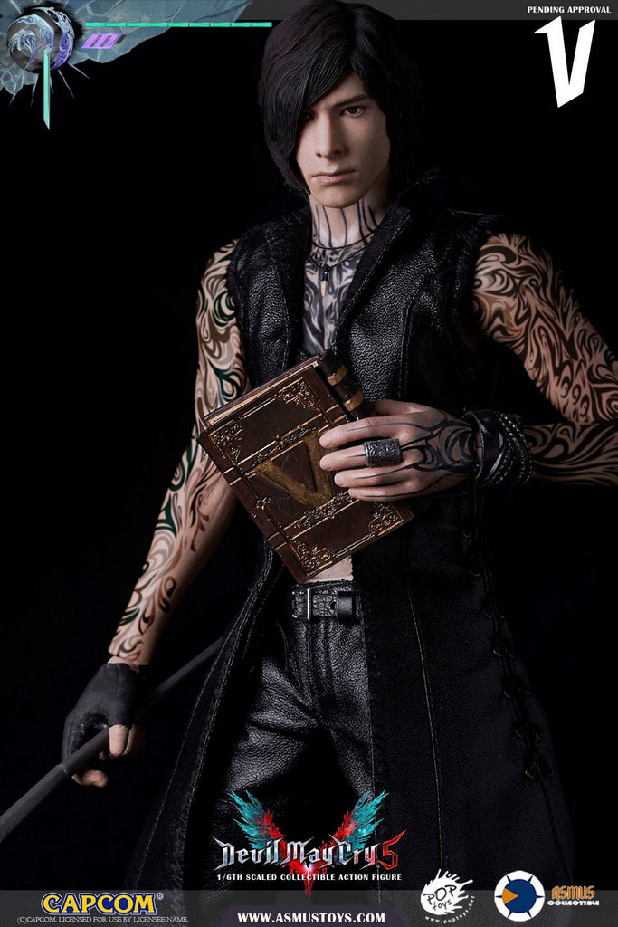 V: Devil May Cry: DMC501: Asmus Toys