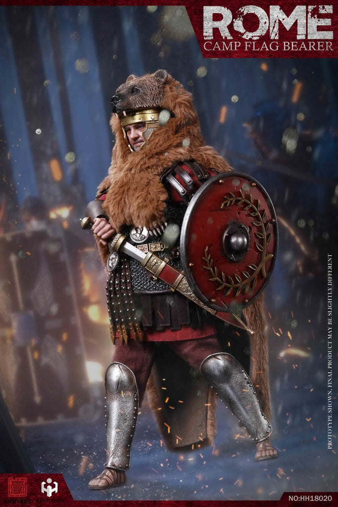 Camp Flag Bearer: Imperial Army: HH18020: Sixth Scale Figure