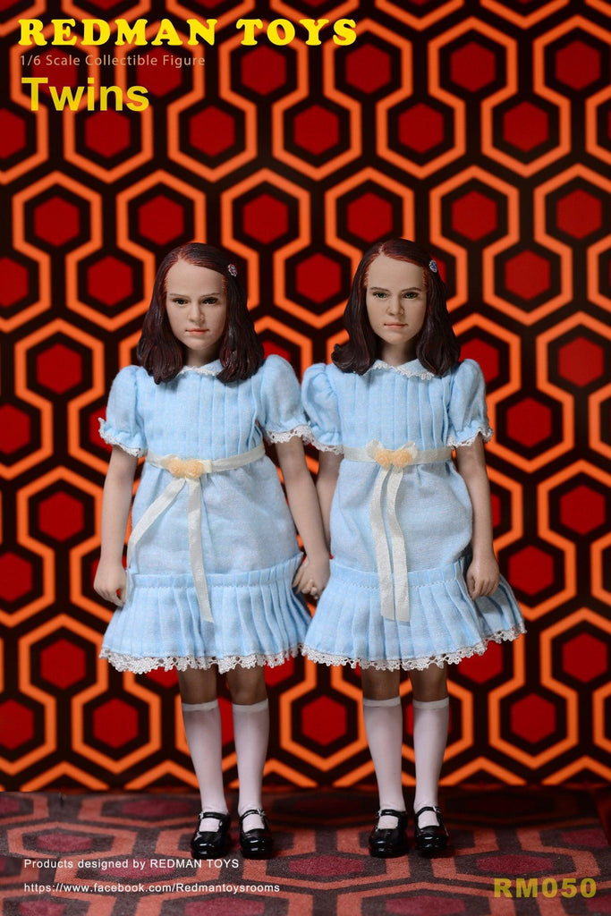The Girl Twins: RM050: Sixth Scale Statue Set