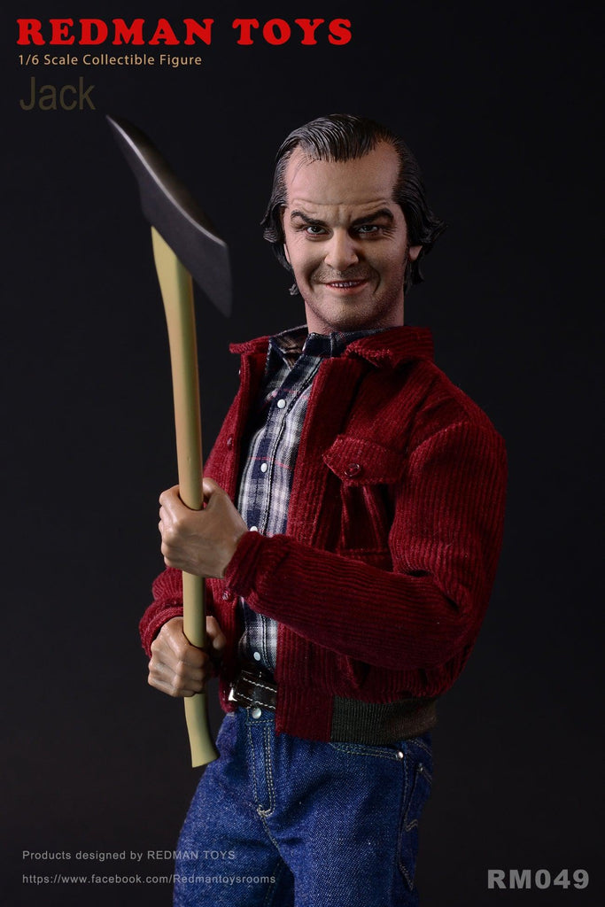 The Lumber Jack: RM049: Sixth Scale Figure