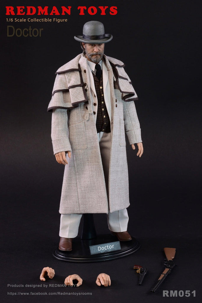 The Dentist Doctor: RM051: Sixth Scale Figure