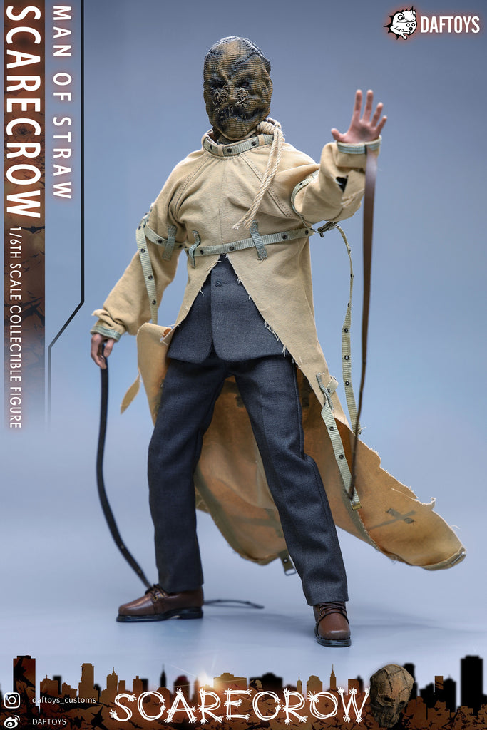 Man Of Straw: Daftoys: Sixth Scale Figure-(1/6) Sixth Scale-Daftoys-Planet Action Figures