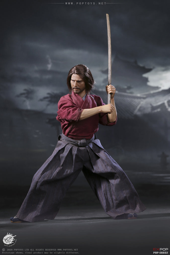 Devoted Samurai: Trainee Version: EX032: Sixth Scale