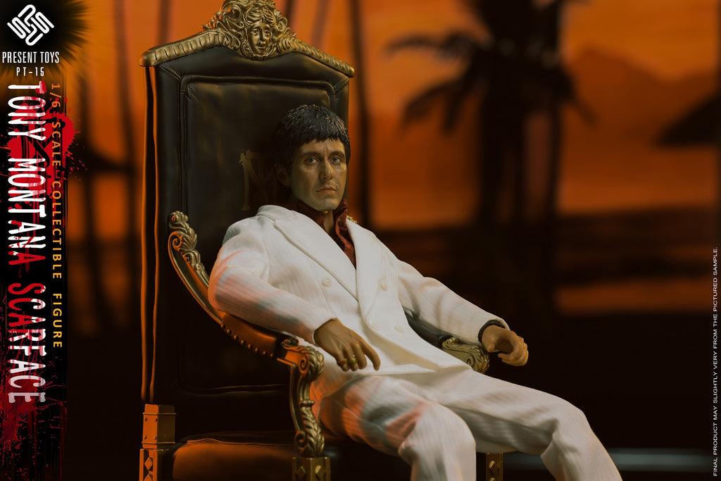 Drug Lord: Gangster: SP15: Present Toys: Sixth Scale Figure