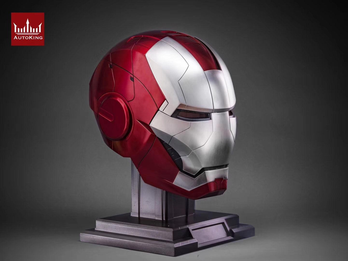Iron Man: MK5: Wearable Helmet: Electronic Open/Close: AutoKing