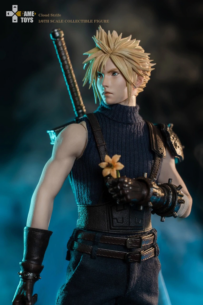 Cloud Strife: GT002A: Sixth Scale Figure