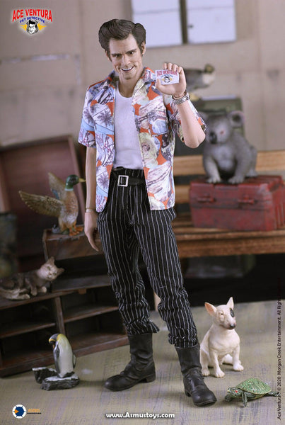 Ace Ventura: Pet Detective: ACE01: Asmus: Sixth Scale Figure-(1/6) Sixth Scale-Asmus Toys-Planet Action Figures