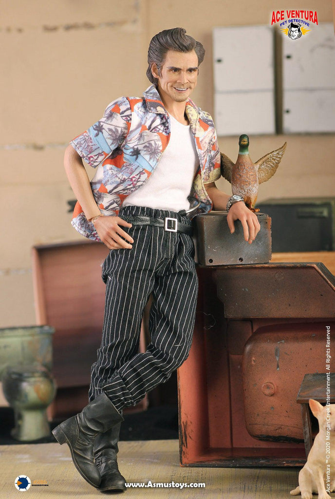 Ace Ventura: Pet Detective: ACE01: Asmus: Sixth Scale Figure