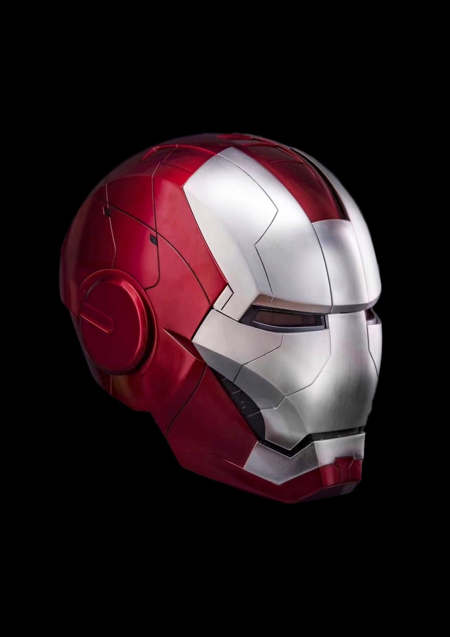 Iron Man: MK5: Wearable Helmet: Electronic Open/Close: AutoKing-(1/1) Life Size Scale-AutoKing-Planet Action Figures