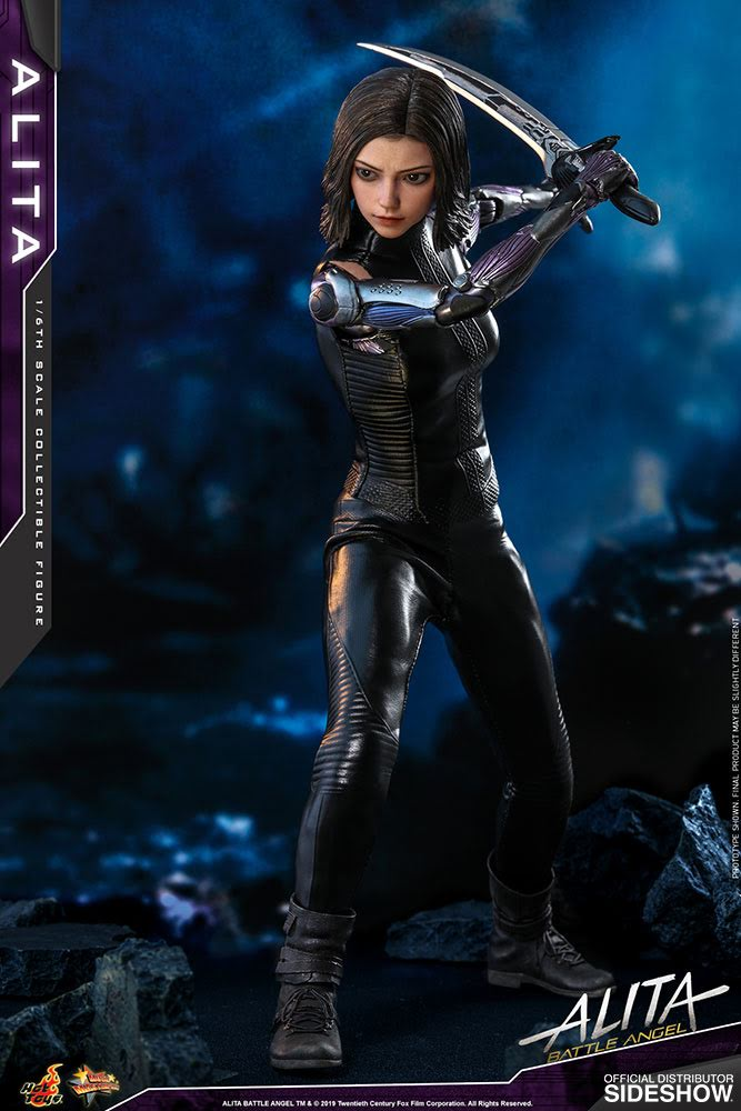 Alita: Battle Angel: MMS520-Sixth Scale Figure-Hot Toys-Planet Action Figures