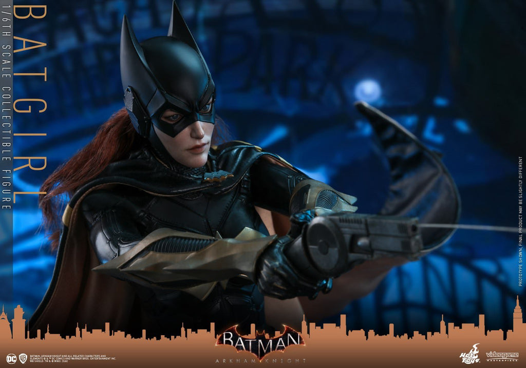 Batgirl: Batman Arkham Knight: VGM40