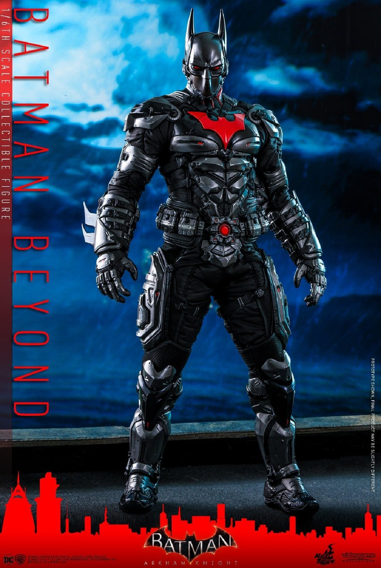 Batman Beyond: Arkham Knight: VGM39-(1/6) Sixth Scale-Hot Toys