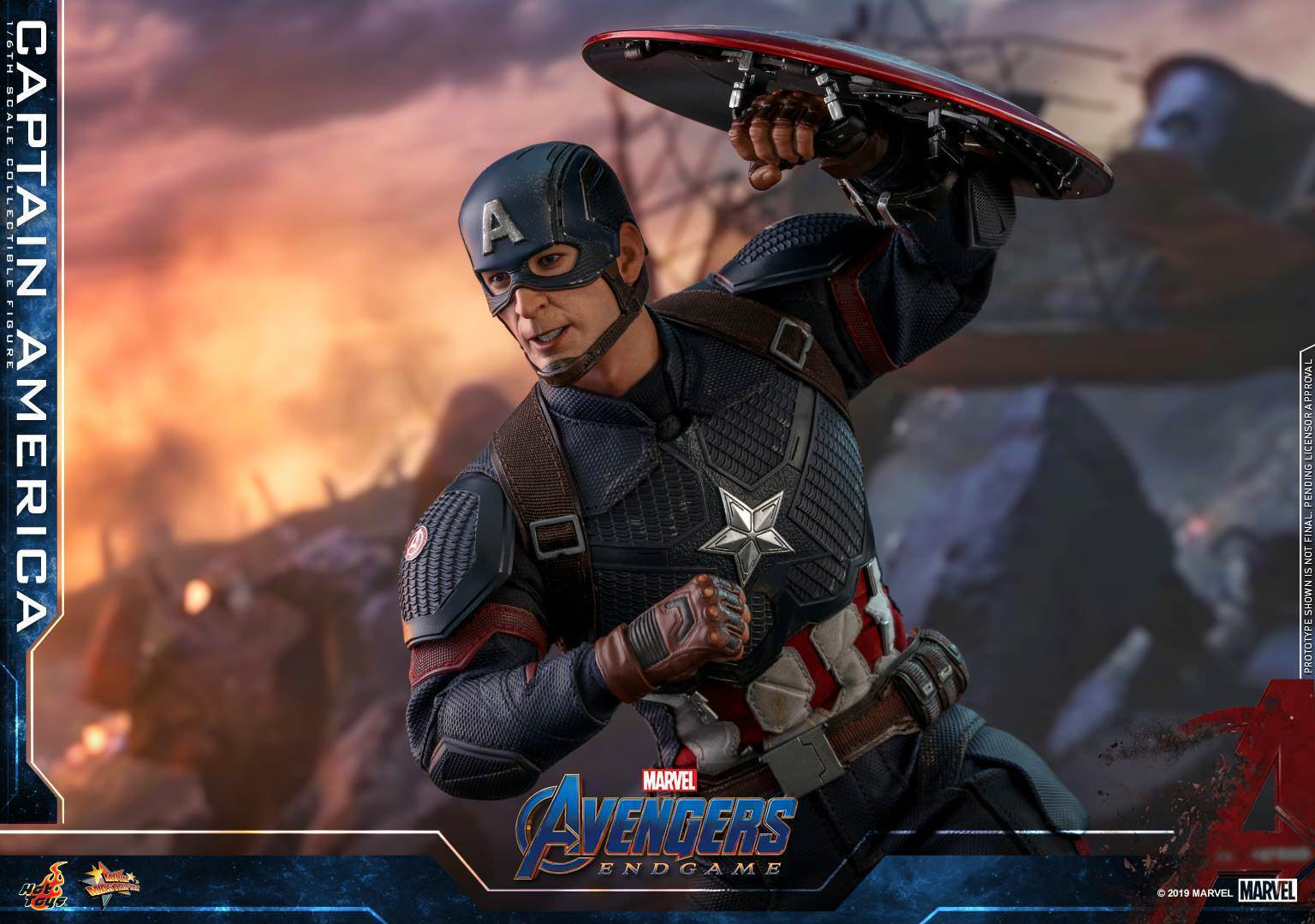 Captain America: Avengers: End Game: MMS536