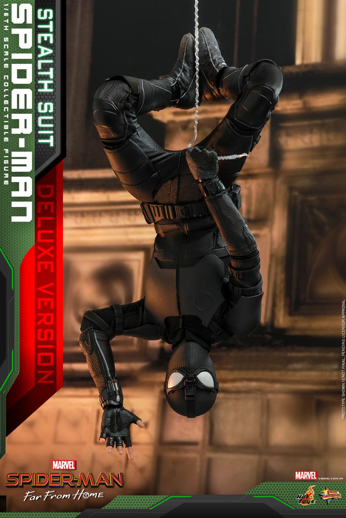 Spider-Man: Stealth Suit: Deluxe: MMS541: Marvel
