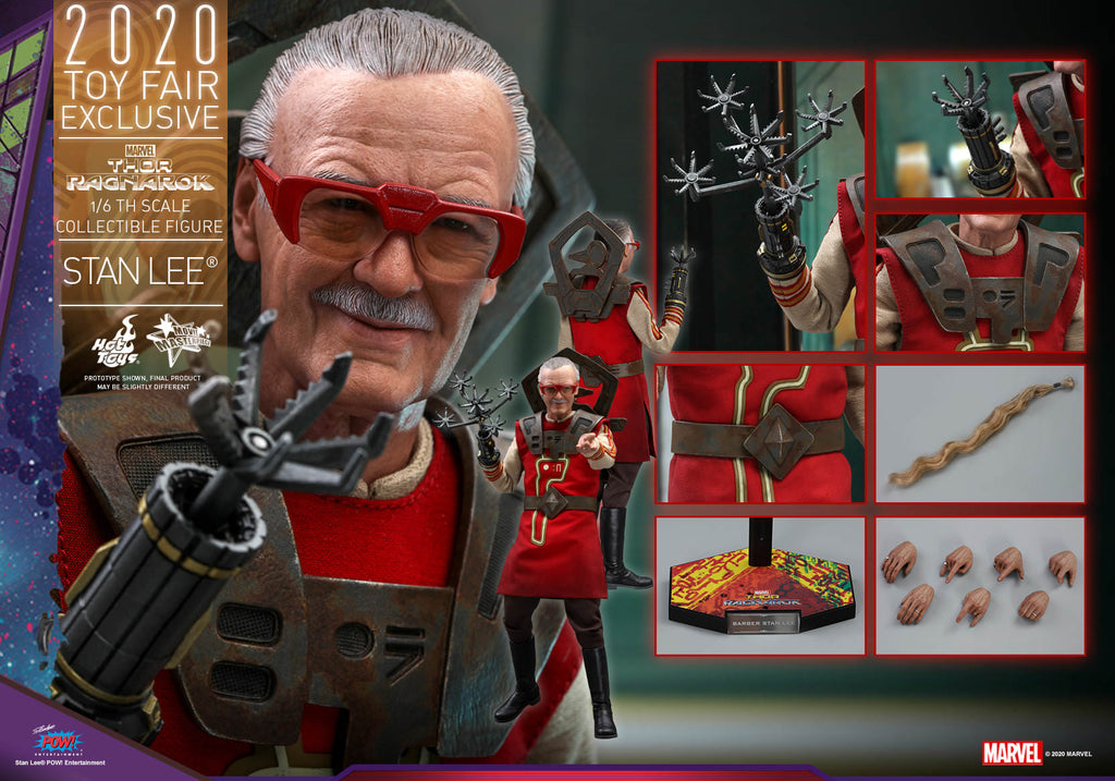 Stan Lee: Thor Ragnarok: Mms570: Toy Fair Exclusive: Marvel