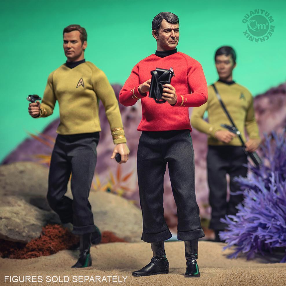 Scotty: Star Trek: TOS: Sixth Scale Figure: Qmx