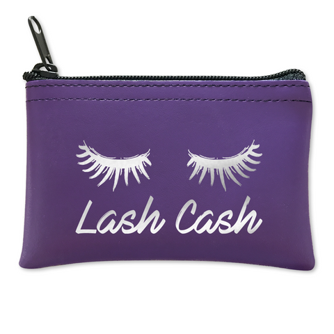 Lash Cash Coin Purse