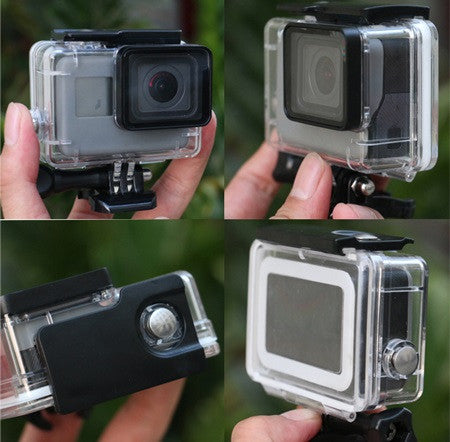 Gopro 7 / 6 / 5 Waterproof Supersuit Case (45M)