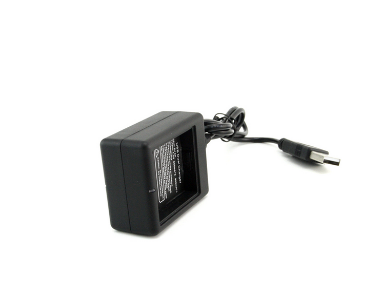 Dual USB Battery Charger for Xiao mi Xiaomi Xiaoyi Yi Sports Action Camera ( High Quality )
