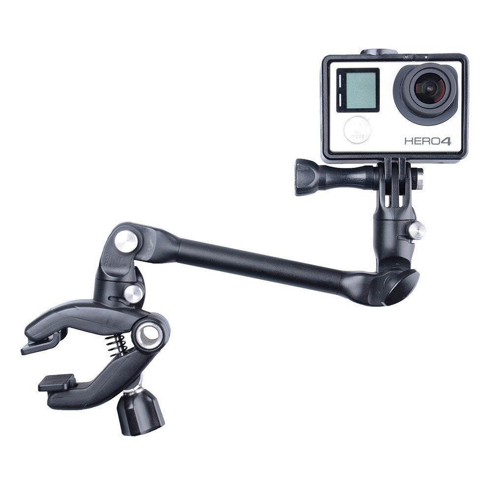 Jam Adjustable Music / Mic Stand Mount Clip