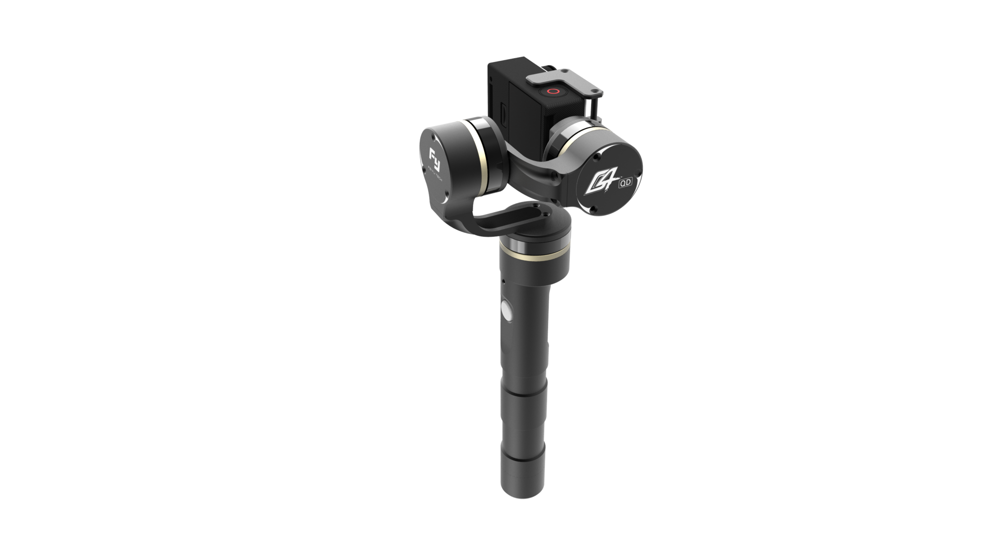 Feiyu G4 3 Axis Handheld QD Gimbal Rental (per day)