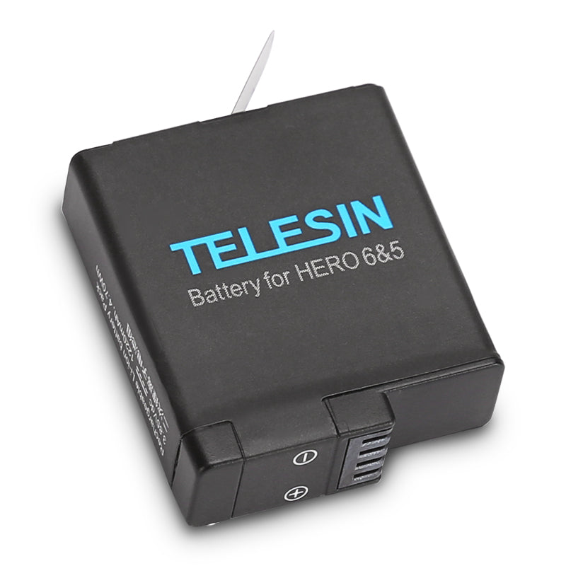 Telesin 1200mAh Batteries for GoPro Hero 5 / 6