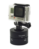 360 Degrees 60min Panning Rotating Time Lapse Stabilizer Tripod for GoPro/ Xiaoyi/ Sony cameras [RENTAL]
