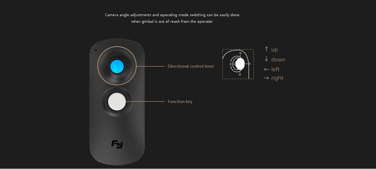 Feiyu 2.4G Remote Controller for G4S & MG