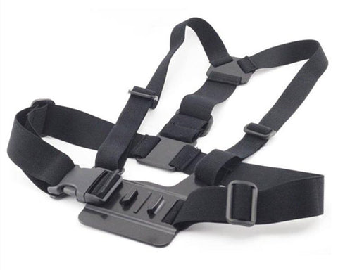 Chest Mount for Gopro / SJ4000 Cameras