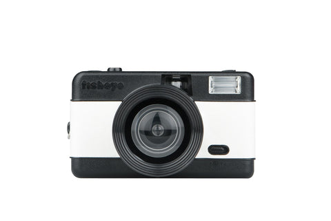 Lomography - Fisheye One 35 mm Camera Black Edition [RENTAL]