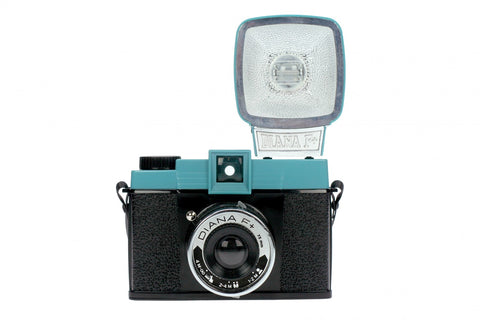 Lomography - Diana F+ Camera and Flash [RENTAL]