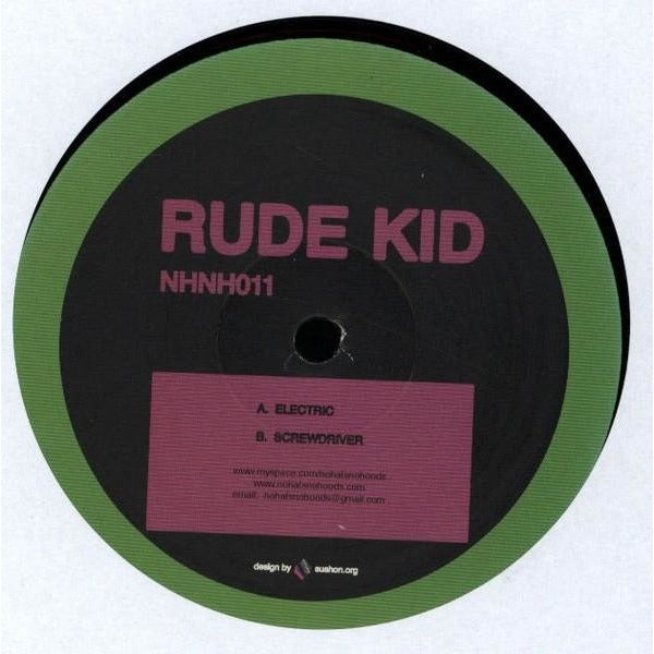 Rude Kid - Electric 12""