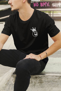 Blakie - Black 'Forever' Emblem T-Shirt
