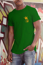 Blakie - Green 'Forever' Emblem T-Shirt