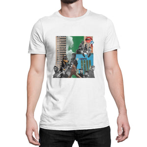 Maxsta 'Electric 001' Unisex T-Shirt