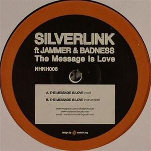 Silverlink Ft Jammer + Badness 12""